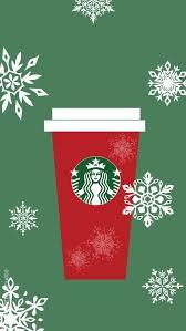 starbucks winter wallpaper. Brilliant Winter Image Via We Heart It Christmas Iphone Snowflakes Starbucks Wallpaper  Winter Starbies Inside Starbucks Winter Wallpaper
