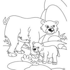 Small Picture Coloring Pages Animals And Their Babies Archives Mente Beta Most