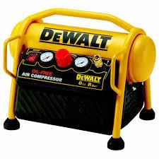 dewalt compressor. dewalt dpc6mrc 6 litre compressor m
