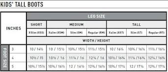 Ariat Heritage Field Boot Size Chart Ariat Youth Boot Size Chart Best Picture Of Chart Anyimage Org