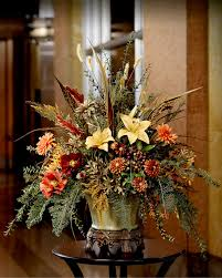 Silk Arrangements For Home Decor How To Make Artificial Flower Arrangements For Home Decor Ideas