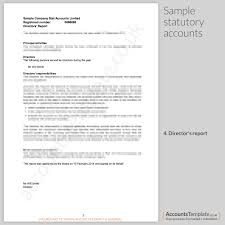 Accountants Compilation Report Letter Sra Template Management