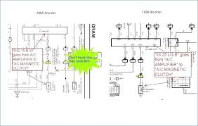 1995 toyota tacoma wiring diagram wiring diagrams schematics Toyota Tacoma Radio Wiring Harness Diagram at 2004 Toyota Tacoma Wiring Harness Diagram