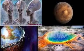 Comenzó la vida en los suelos hídricos de Tierra hace 4,500 Millones de  Años? (¿y el cambio climático?) | Un Universo invisible bajo nuestros pies