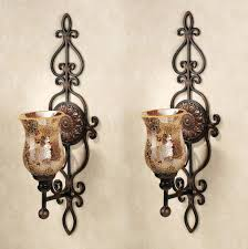 decorative wall sconces candle holders home lighting