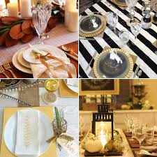 Charm Thanksgiving Table Setting Ideas From Instagram Thanksgiving Table  Setting Ideas From Instagram Popsugar Home in
