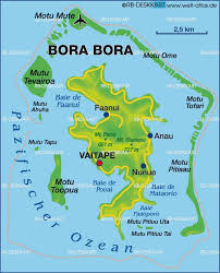 25 best polynesia map ideas on pinterest french polynesia Where Is Tahiti On The Map map of bora bora (french polynesia) map in the atlas of the tahiti on map