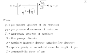 figure us06564824 20030520 m00003 the term k in this flow rate equation