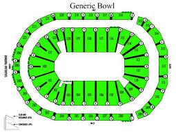 The Gwinnett Center Seating Chart Gwinnett Arena Seating Chart