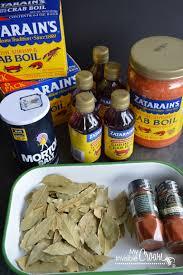 seasonings for crawfish boil