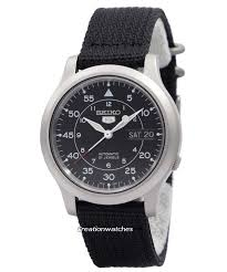 5 military automatic nylon snk809k2 men s watch seiko 5 military automatic nylon snk809k2 men s watch