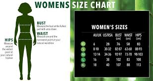 Mens Waist Measurement Chart Size Chart Boody South Africa