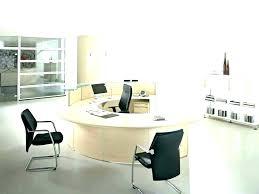 round office desks. Half Round Desk Furniture Office Table Flipper  . Desks