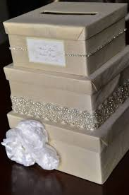 Wedding Card Box Diy Love This But In Gold With Pink Tulle And Bows