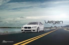 BMW Convertible bmw 535i sports package : BMW F10 535I M SPORT // VELGEN WHEELS VMB8 MATTE SILVER // 20X9 ...