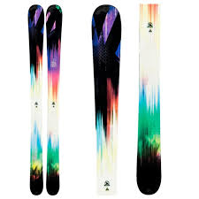 K2 Ski Size Chart 2011 K2 Missbehaved Skis Womens 2011