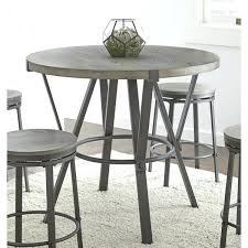 42 inch dining table grey round inch counter height dining table by living 42 round dining 42 inch dining table