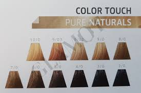 Wella Color Touch Chart Wella Colour Touch Chart 10 6 Www Bedowntowndaytona Com