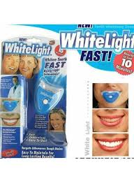 How To Use White Light Tooth Whitening System Shop Wik Tooth Whitening System Blue Online In Dubai Abu
