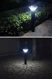 solar lights garden solar path lights
