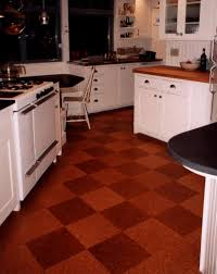 Cork Floor In Kitchen Cork Flooring Charming Home Design