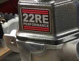 22RE Performance