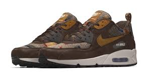 Nike Air Max 90 iD Pendleton Available Now | Sole Collector