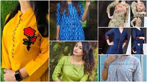 Latest Stitching Design Kurti Designs For Stitching Simple Craft Ideas