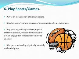 short essay on importance of sports and games in students life  importance of sports in students life