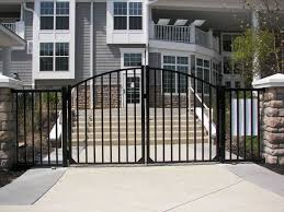 Metal Fence Gates Metal Peiranos Fences Tips for Metal Fence Gates
