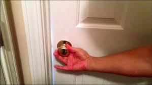 How To Unlock Bedroom Door Open Bedroom Door How To Open Bathroom