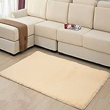 amazon com hughapy home decorator modern shag area rugs super