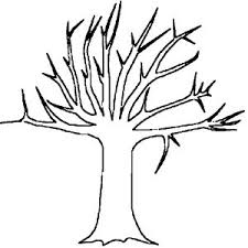Small Picture Printable Coloring Page Tree With No Leaves Coloring Coloring Pages