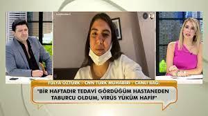 Koronavirüse yakalanan CNN Türk muhabiri Fulya Öztürk, yaşadıklarını ilk  kez canlı yayında anlattı! - YouTube