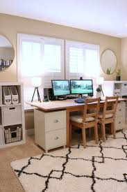 Dream home office Interior Dream Home Office Makeover The Design Twins How To Create Budgetfriendly Dream Home Office The Design Twins