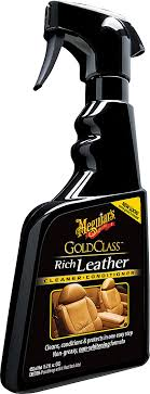 meguiar s goldclass rich leather cleaner conditioner
