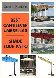 best cantilever umbrella