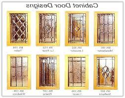 glass door insert leaded glass door inserts kitchen cabinet door glass inserts home design ideas pertaining glass door insert