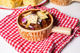 Simmered in red wine, olive oil, garlic and a little bit of brown sugar. Slow Cooker Prime Rib Chili The Magical Slow Cooker