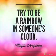 Sometimes Youre A Rainbow For Your Most Challenging Kids