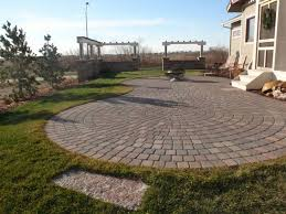 patio designs with pavers. Deck And Paver Patio Designs With Pavers