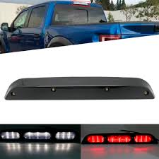 Cargo Light F150 Replacement Us 23 03 24 Off For Ford F150 Smoke Lens Led Replacement 3rd Brake High Position Tail Light Lamp Red Cargo Lamp In Signal Lamp From Automobiles