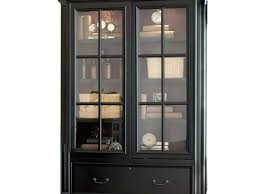 glass door bookcase sliding costco bayside