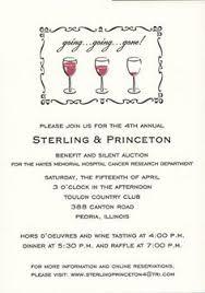 Auction Invitations Electronic Invitation To A Wine Auction Psdf Portfolio Pinterest