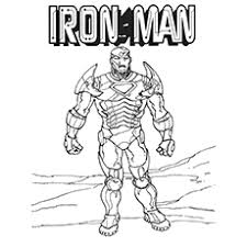 Small Picture Printable Iron Man Coloring Pages Coloring Coloring Pages