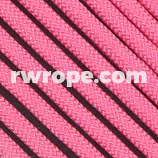Pink Rose Color Chart Rose Pink Color 25 Paracord Color Chart