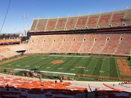 Sorry Lsu But Clemsons Football Stadium Is The Original