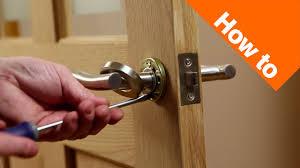 Backyards : Collection Installing Door Handles And Locks Pictures ...