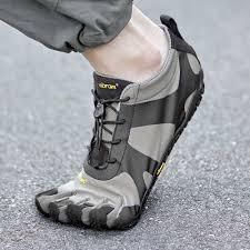 Vibram El X Size Chart Us 135 35 Vibram Fivefingers V Alpha Hot Sale Design Rubber With Five Fingers Outdoor Slip Resistant Breathable Light Weight Shoe For Men In Running