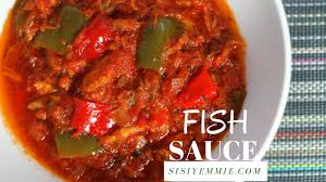 MACKEREL FISH SAUCE RECIPE - SISIYEMMIE ...